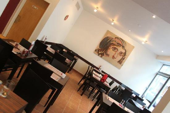 Restaurant Pinar: Ambiance