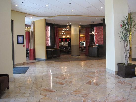 Hyatt Regency North Dallas/Richardson: Lobby