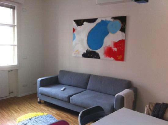 Toc Toc Guesthouse : soggiorno