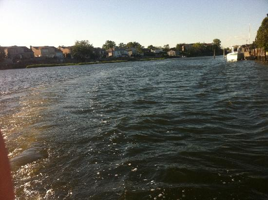 Enroute to Catfish Max, Seaford LI