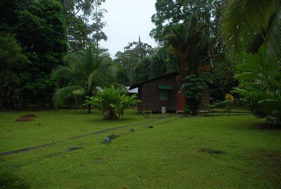 Hotel El Pizote Lodge: Haus