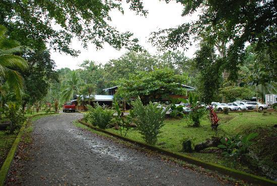 Hotel El Pizote Lodge: Haupthaus