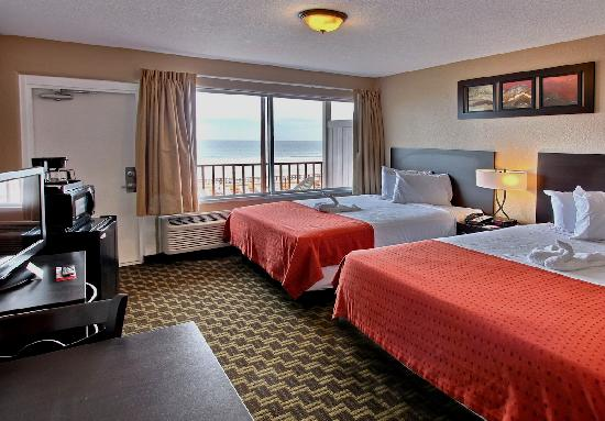 Econo Lodge Oceanfront: Standard Room