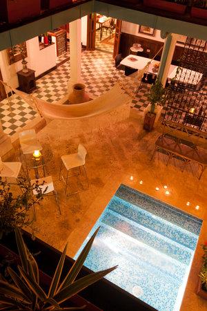 Hotel Casa Amani: The Pool