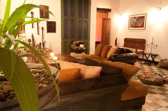 Hotel Casa Amani: Living Room 2