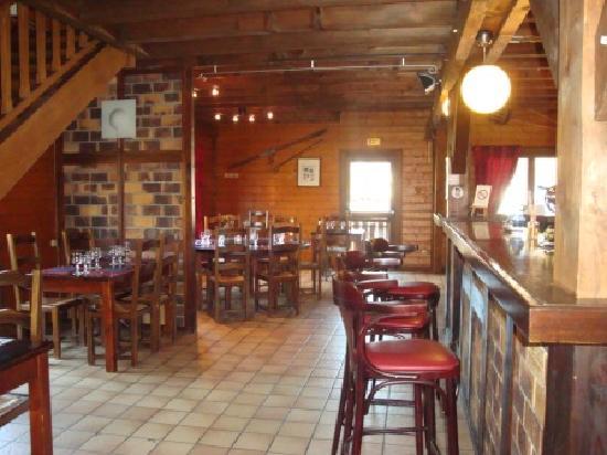 Le Caribou: Notre salle de restaurant