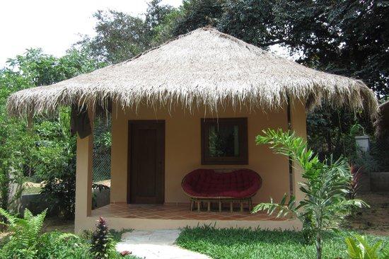 Botanica Guest House: our bungalow