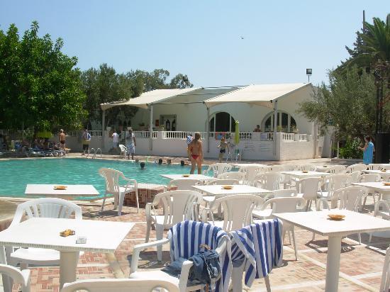 Le Hammamet Hotel: piscina3