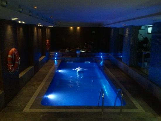 Hotel Acacias Suites & Spa : Piscine