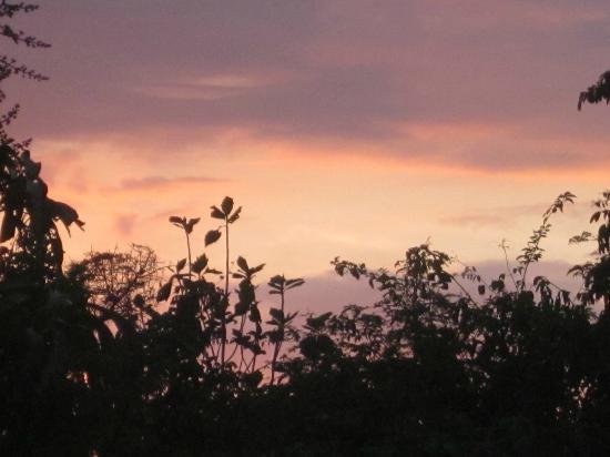 Villa la Cage Sunset Sky