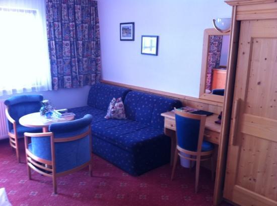 Hotel Büntali: room