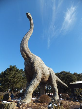济州恐龙公园