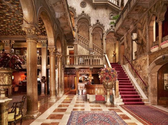 Hotel Danieli, A Luxury Collection Hotel: Palazzo Dandolo Hall