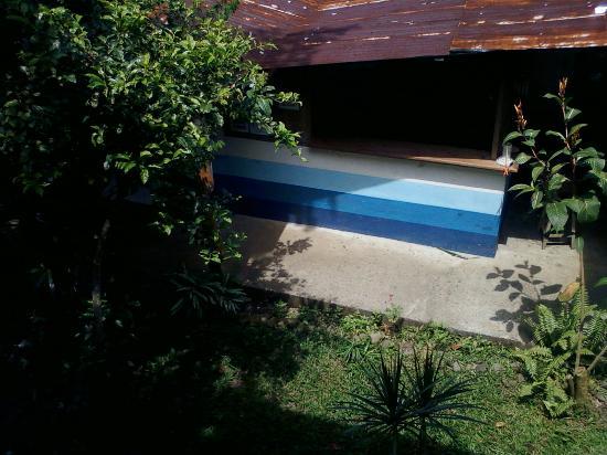 Hotel Los Suenos: Recepcion