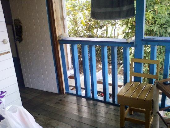 Hotel Los Suenos: Balcon