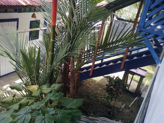 Hotel Los Suenos: Gradas