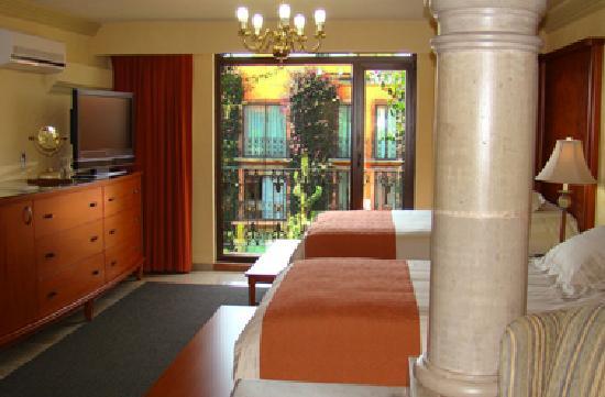 Quinta Del Rey Hotel: Habitación Imperial