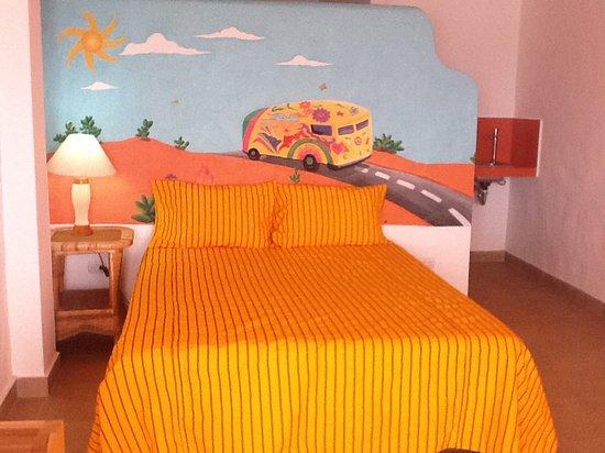 Villa de Los Suenos: Second Floor Bedroom