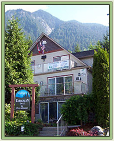 Evergreen B & B: Evergreen Bed & Breakfast