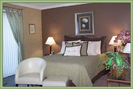 Evergreen B & B: Tranquility Suite