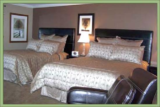Evergreen B & B: Serenity Suite