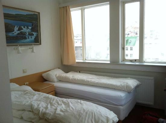 Hótel Þórshamar: room