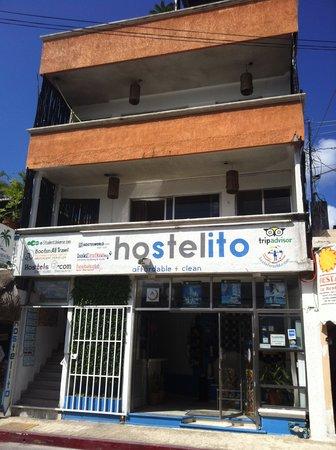 Hostelito Cozumel: da fuori
