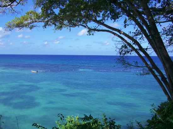 كابلز سان سوسي أول إنكلوسيف: Caribbean Sea