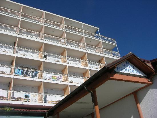 Hotel Mediteran: Hotel