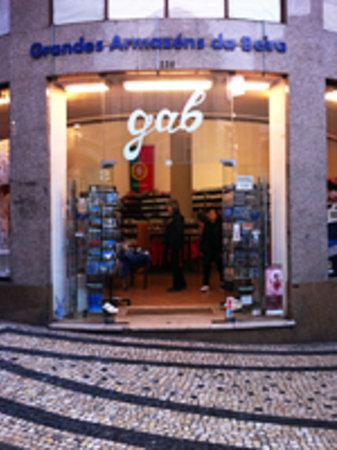 Grandes Armazens da Beira (GAB)