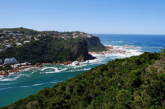 Featherbed Nature Reserve: Knysna heads