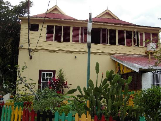 Bob Marley Museum : Maison Bob Marley