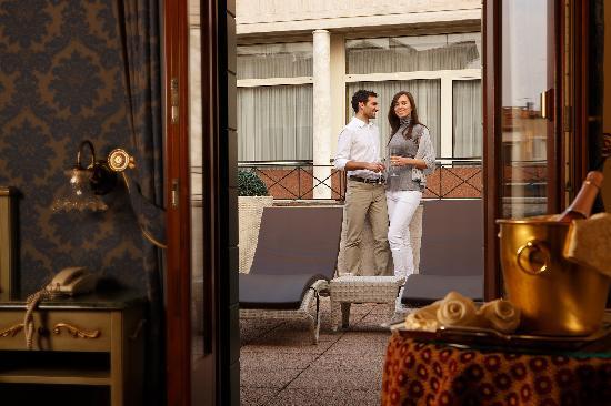 Hotel Violino d'Oro: Camera hotel
