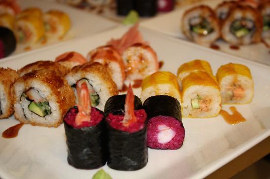 133 Sushi Club : Maki