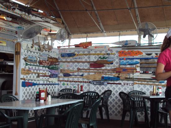 Block Island Restaurants The Oar