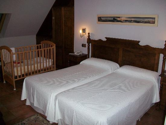 Hotel Dona Manuela: Habitación 1