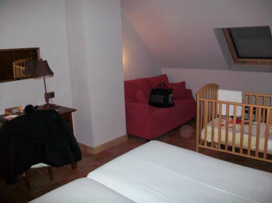 Hotel Dona Manuela: Habitación 2