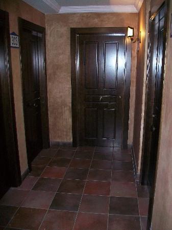 Hotel Dona Manuela: Pasillo 1