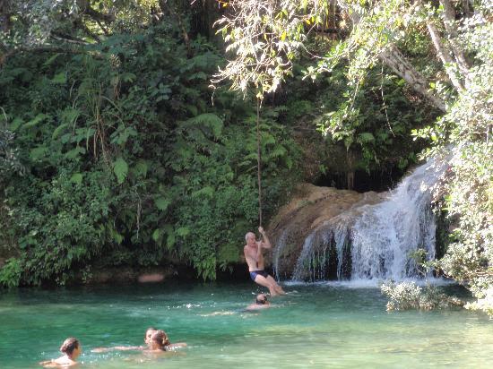 Club Amigo Costasur: Expédition en montagne