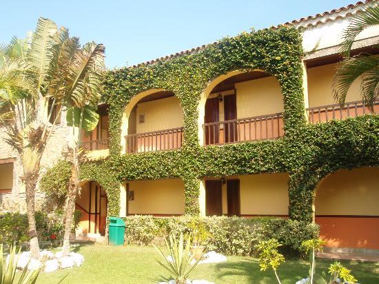 Colonna Park Hotel: Jardines Colonna Park