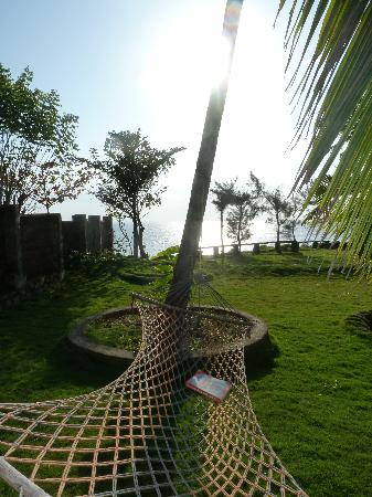 Varkala SeaShore Beach Resort: Hammock