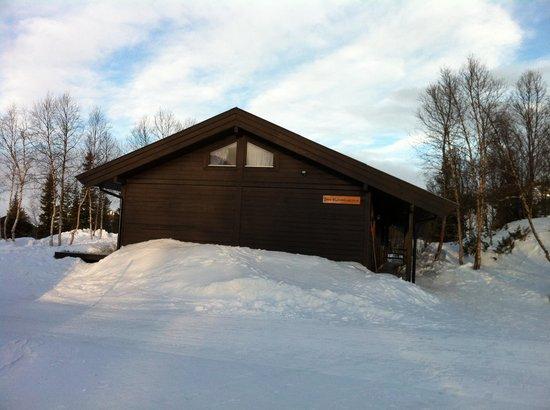 Gaustatoppen Vandrerhjem / Kvitåvatn Fjellstoge: Odds House