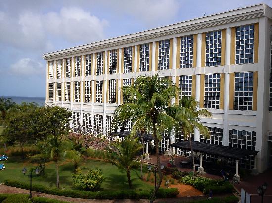 Hesperia Isla Margarita: Vista Habitacion