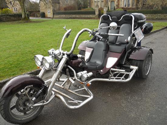 Razorcat Tours: our transport !