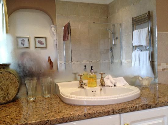 Ellingham House: Bathroom