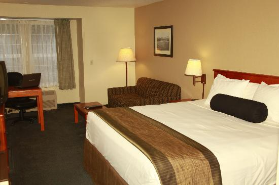 BEST WESTERN PLUS Columbia River Inn: King Room
