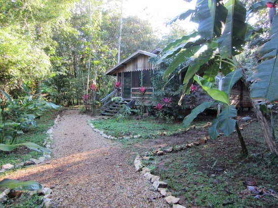 Moonracer Farm Lodging & Tours: Our cabana