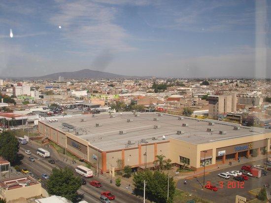Mision Guadalajara Carlton : La vista desde el 11vo. piso