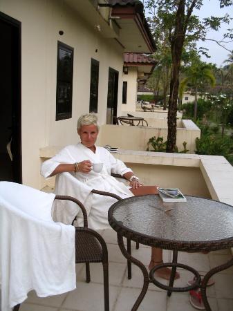Kasalong Phuket Resort: Dascha
