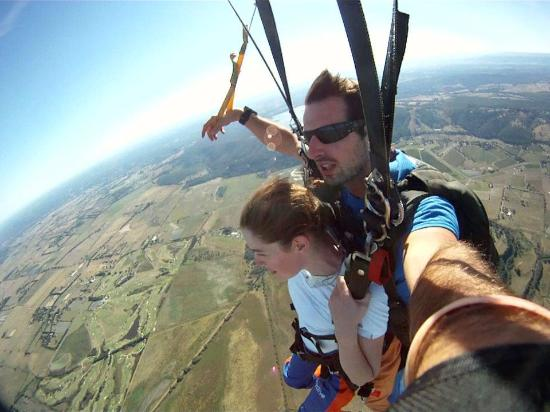 Skydive Yarra Valley: An amazing view
